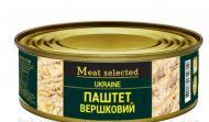 Паштет вершковий Meat Selected 240 г