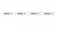 Карандаш столярный YATO L 245х15 мм 144 шт Белый (YT - 6925)