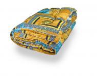 Одеяло закрытое овечья шерсть/бязь двуспальное (5-T-51001)
