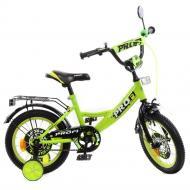 """Велосипед Profi 14"""" Original boy Y1442-1 Lime/Black"""