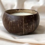 Свеча ароматическая Coconut Home (482-308) Кокос натуральний воск