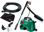 Міні-мийка Bosch EasyAquatak 120 Carwash-Set з набором для мийки авто (06008A7902)