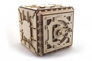3D пазл механический UGEARS Сейф