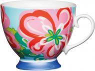 Чашка Kitchen Craft Яркие Цветы 400 мл (775283)