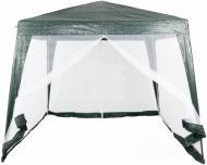 Павильон шатер с москитной сеткой и молниями