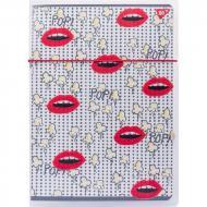 Шкільний зошит YES А4 48 кл. пластикова папка з малюнком BBH Popcorn (4823092254634)
