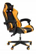 Крісло комп'ютерне Jumi Aragon Tricolor Orange (12322)