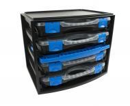 Органайзер Multibox n1 BL Tayg Basic Line 33,5х25 h27,5 см модульний переносний Чорний (301551)