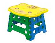 Табурет пластиковый складной Plast детский (MR12596)