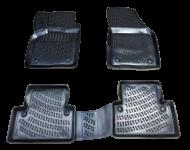Килимки автомобільні в салон RIZLINE для Volvo C30 2006-2013 S-4004