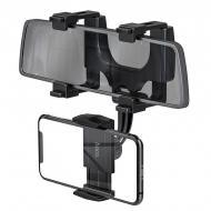 Автотримач для телефону Hoco Pilot in-car rearview mirror mount CA70 Black