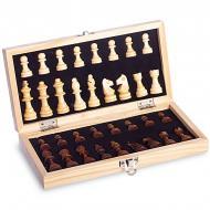Шахматы деревянные на магнитах 24x24 см (W6701)