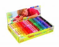 Пластилін Jovi Plastilina 15 кольорів по 50 г 30 шт
