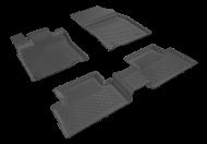 Автомобільні килимки в салон SAHLER 4D для Nissan Qashqai 2014-2021 (NI-01)