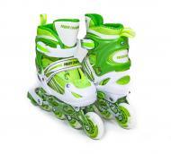 Ролики Power Champs Green размер 29-33 1599616271