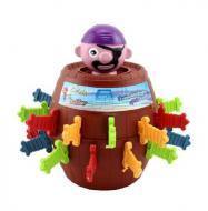 Игра настольная детская Пират в Бочке UFT Pirates Barrels