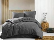 Комплект постельного белья Еней-Плюс двойной МІ0032 Серый