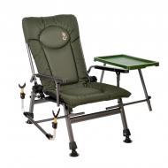Кресло M-Elektrostatyk F5R ST/P-P с держателем (ELE-F5R-STP-P)