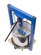 Пресс для сока с домкратом 25 литров ручной/гидравлический с нержавейки (010201)