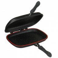 Сковородка гриль A-plus FP1502 двусторонняя 32 см Black