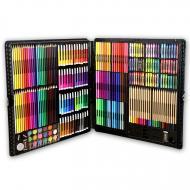 Великий художній набір для малювання Colorful Italy 258 предметів