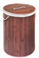 Кошик для білизни складний Stenson 35х60 см (R29381)