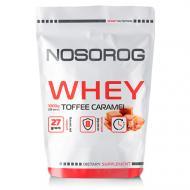 Протеїн сироватковий Nosorog Nutrition Whey protein 1 кг Тофи-Карамель (10006-04)