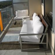 Лаунж диван в стилі Loft (NS-868)