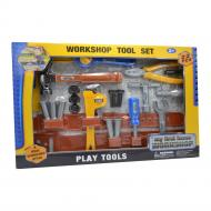 Набір інструментів іграшковий My first home workshop 22 деталі (iz12409)