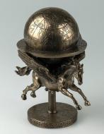 Статуэтка Veronese Рифмы спасающие мир 18×20 см (76617A1)
