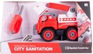 Конструктор Diy Spatial Creativity Пожарный кран LM8034-SZ-1 (CJ-1365107)