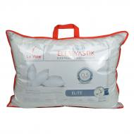 Подушка Le Vele Elite Cotton Nano нанофайбер Белая 50×70 см
