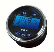 Авто-годинник VST 7042 V з термометром і вольтметром (1096530187)