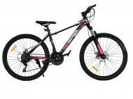 "Велосипед TopRider 611 2021 29"" 48 см Рожевий"