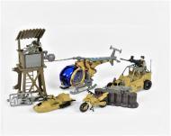 Набір військової техніки Byk Special Force з вертольотом і фігурками