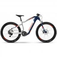 "Електровелосипед Haibike Електровелосипед HAIBIKE XDURO AllTrail 5.0 Carbon FLYON i630Wh 11 s. NX 27.5 "", рама L, синьо-біло-помаранчевий, 2020 (4541000950)"