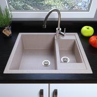 Мийка кухонна Grant Duplex Авена