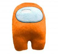 Мягкая игрушка Космонавт Among Us Оранжевый