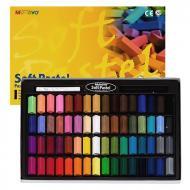 Пастель суха м'яка квадрат Mungyo 1/2 64 кольори MPS-64 (94100673)