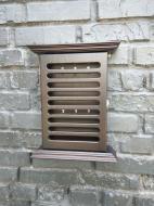 Ключница настенная  Woodworkers Home дуб Коричневий
