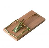 Мишоловка дерев'яна Bros (MKU-61606)