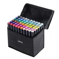 Набір скетч маркерів для малювання 60 шт. (784775526)