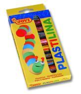 Пластилін Jovi Plastilina 10 кольорів по 15 г