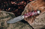 Нож ручной работы R.A. Царский