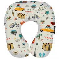 Дорожная подушка Travel 32x30 см (DOP_EX004)
