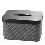 Коробка для зберігання з кришкою Home&You Lucente розмір L