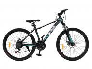 "Велосипед TopRider 611 2021 26"" 43 см Зелений"