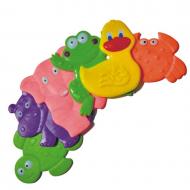 Ігровий набір для ванної KinderenOK на присосках (005841)