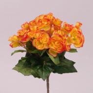 Букет Бегоний Flora Желто-оранжевый(72831)