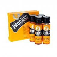 Масло для бороди Proraso Hot Oil Beard Wood Spice 4х17 мл (400790)